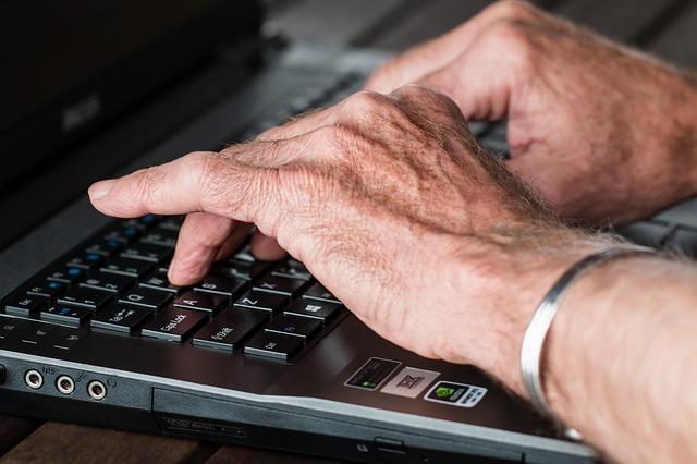 ordinateur senior