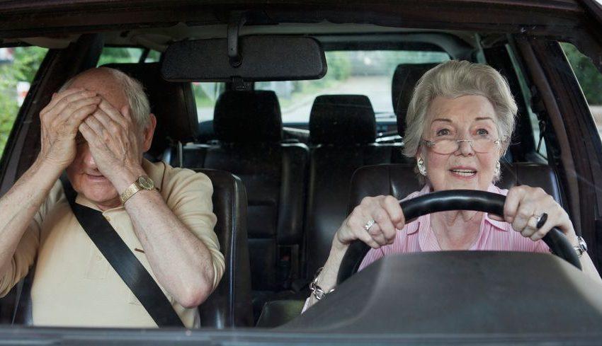 Aide conduite seniors
